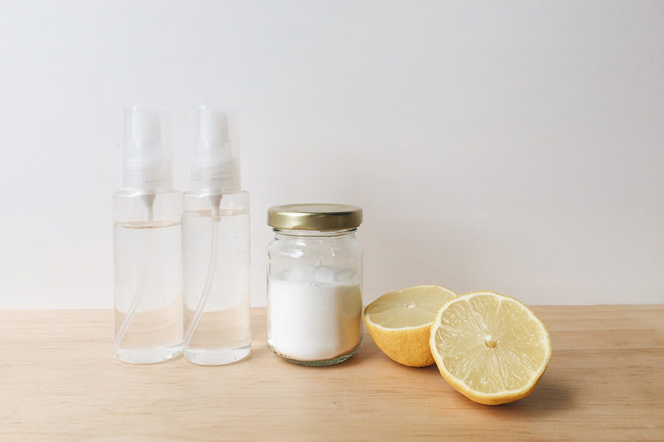 Spring clean your cleaning supplies! - My Capsule Kitchen